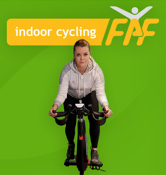 FAF Indoor Cycling Instructor koulutus