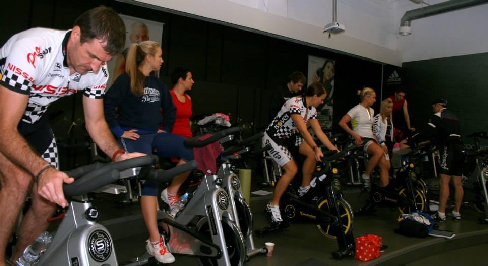 Indoor Cycling 1