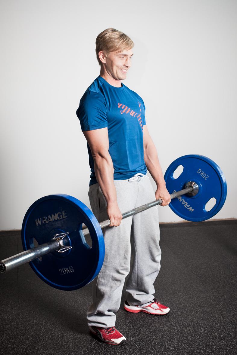 faf personal trainer Varkaus